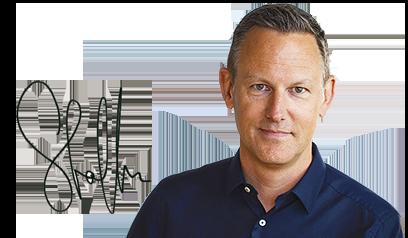 Alectas pensionsekonom Staffan Ström